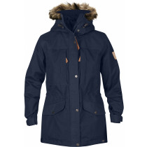 Fjällräven Singi Winter Jacket Women's Dark Navy