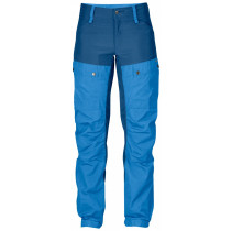 Fjällräven Keb Curved Trouser W Short Un Blue
