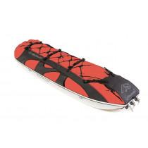 Fjellpulken Ekspedisjonspulk X-Plorer Rød 188cm