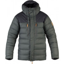 Fjällräven Keb Expedition Down Jacket Stone Grey-Black