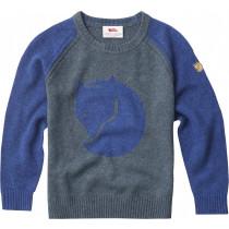 Fjällräven Kids Fox Sweater Uncle Blue