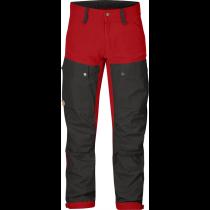 Fjällräven Keb Trousers Red Long