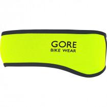 Gore Bike Wear Universal Gore Windstopper Headband Neon Yellow/Black ONE