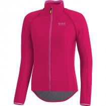 Gore Bike Wear® Power Lady Gore® Windstopper® Zip-Off Jersey Jazzy Pink