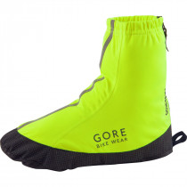 Gore Bike Wear Road Gore-Tex Light Overshoes Neon Yellow
