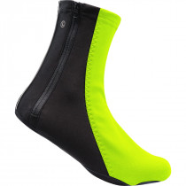 Gore Bike Wear Universal Gore Windstopper Thermo Overshoes Neon Yellow/Black