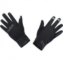 Gore Bike Wear Power Gore Windstopper Gloves Black Unisex