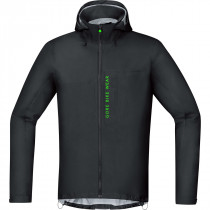 Gore Bike Wear Power Trail Gore-Tex Active Jacket Black