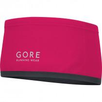 Gore Running Wear Essential Gore Windstopper Headband Jazzy Pink/Black