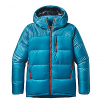 Patagonia M's Fitz Roy Down Parka Grecian Blue