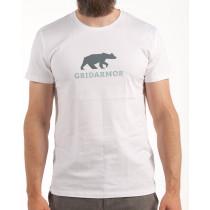 Gridarmor T-Shirt Organic Cotton No.1 White