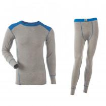 Gridarmor M´s BambCotton understøysett Grey