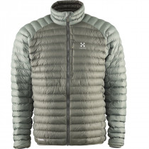 Haglöfs Essens Mimic Jacket Men's Beluga/Lite Beluga
