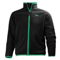 Helly Hansen Jr Daybreaker Fleece Jacket Black