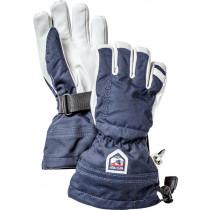 Hestra Army Leather Heli Ski Jr. - 5 Finger Marin