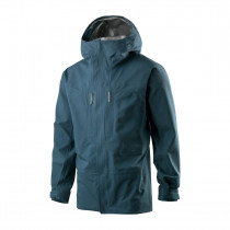 Houdini M's Rollercoaster Jacket Abyss Green