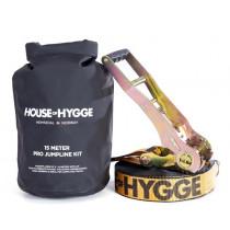 House Of Hygge, 15 meter Pro Slakkline® Jump Kit