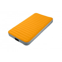 Intex Luftmadrass Super-Tough Orange/Grå