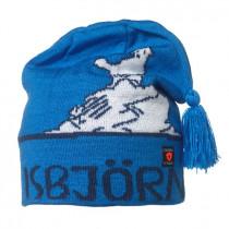 Isbjörn Of Sweden Stortass Knitted Cap Acrylic/Wool Swedishblue