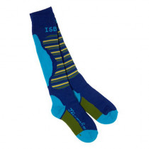 Isbjörn Of Sweden Snowfox Winter Sock Merino Blend Superhero Blue