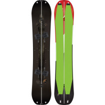 K2 Snowboard Joy Driver Split Package Svart
