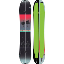 K2 Snowboard Northern Lite Split Package Svart