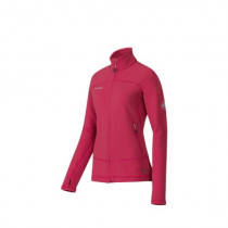Mammut Kira Pro ML Jacket Women light carmine dark