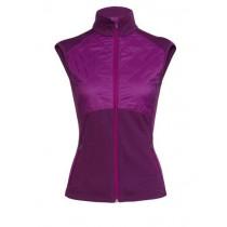 Icebreaker Women's Ellipse Vest Vivid