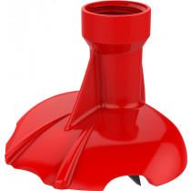 Kv+ Utskiftbar Trinse Stor 8,5mm Rød