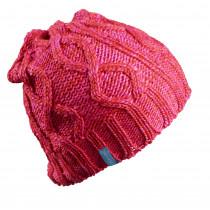 SKIGO Cable Knit Beanie Rosa