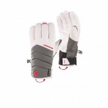 Mammut Alvier Glove Titanium-White