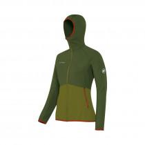 Mammut Botnica Light Ml Hooded Jacket Ws Seaweed-Aloe