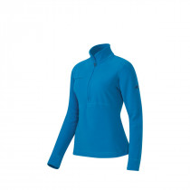 Mammut Yampa Ml Half Zip Pull Women Atlantic
