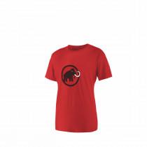 Mammut Logo T-Shirt Men Lava