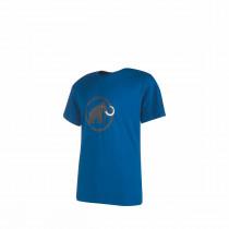 Mammut Logo T-Shirt Men Ultramarine