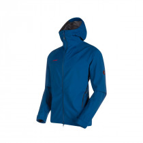 Mammut Ultimate Alpine So Hooded Jacket Me Ultramarine