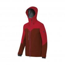 Mammut Alyeska Pro Hs Jacket Men Maroon-Lava