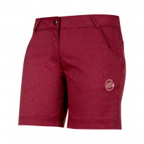 Mammut Massone Shorts Women's Merlot Melange