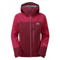 Mountain Equipment Manaslu Wmns Jacket Cranberry/V Pink