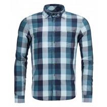 Ortovox Cortina Shirt Long Sleeve M Blue Navy