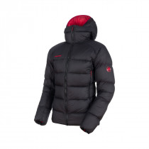 Mammut Meron In Hooded Jacket Men Black-Magma