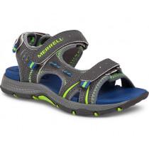 Merrell Panther Sandal Grey/Blue