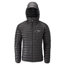 Rab Microlight Alpine Jacket Black/Shark