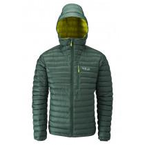 Rab Microlight Alpine Jacket Fir/Lime
