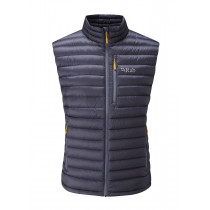 Rab Microlight Vest Steel