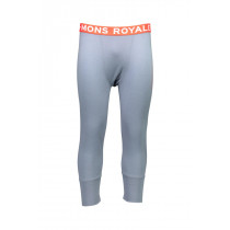 Mons Royale Men's Shaun-Off 3/4 Long John FOLO Lead