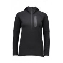 Mons Royale Women's Arrowsmith Hood Black
