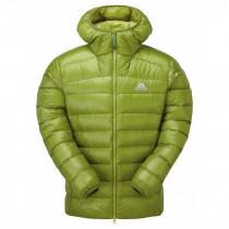 Mountain Equipment Dewline Hooded Jacket Kiwi