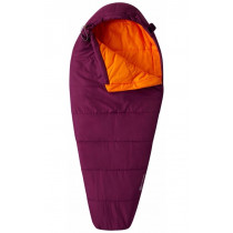 Mountain Hardwear Bozeman Adjustable Sleeping Bag Dark Raspberry REGLH