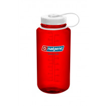 Nalgene 1L Wide Mouth Outdoor Red